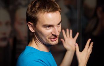 Алан Бадоев - организатор шоу Орел и Решка
